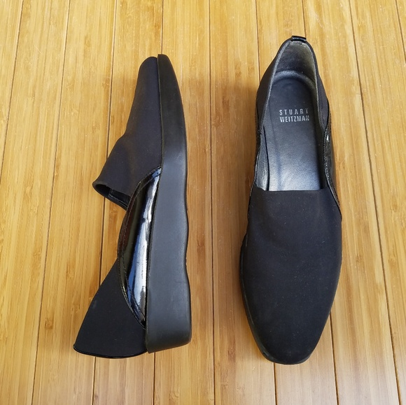 43e602421b Stuart Weitzman Shoes | Micro Stretch Slipon Loafers | Poshmark